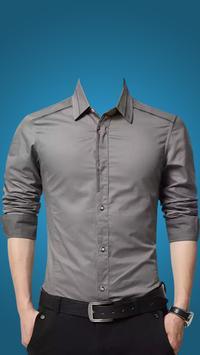 Man Formal Photo Suit Editor screenshot 2