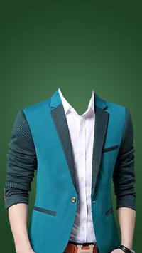 Man Formal Photo Suit Editor screenshot 3