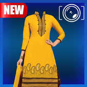 Salwar Women Suit Photo Maker icon