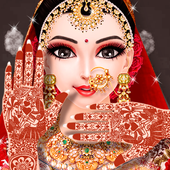 Royal Indian Wedding Rituals and Makeover Part 1 icon