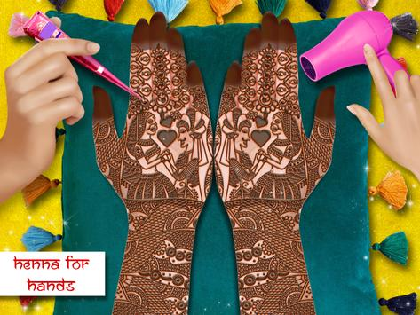 Royal Indian Wedding Rituals and Makeover Part 1 poster