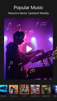 Magic Video Effect - Music Video Maker Music Story screenshot 5