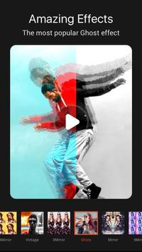 Magic Video Effect - Music Video Maker Music Story screenshot 1