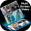 Multiple Video Player Multiple Videos at Same Time icon