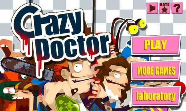 Crazy Doctor poster
