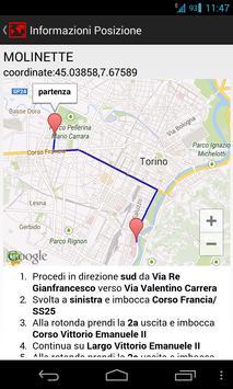 Parcheggi@Torino screenshot 2
