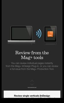 Mag+ Designd poster