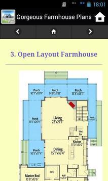 Gorgeous Farmhouse Plans screenshot 5