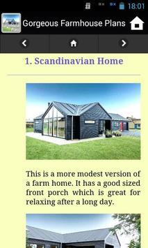 Gorgeous Farmhouse Plans screenshot 3