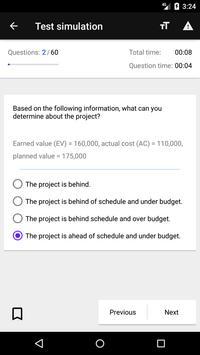 PMP - Project Management Professional, 2021 screenshot 1
