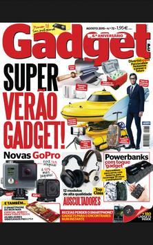 Gadget Revista (Português) screenshot 1