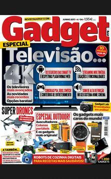 Gadget Revista (Português) screenshot 5