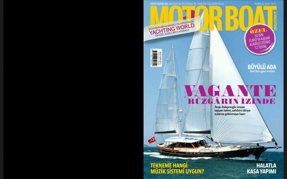 MotorBoat & Yachting Turkey screenshot 5