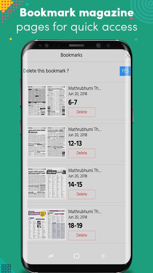 Mathrubhumi Thozhil Vartha for Android - APK Download