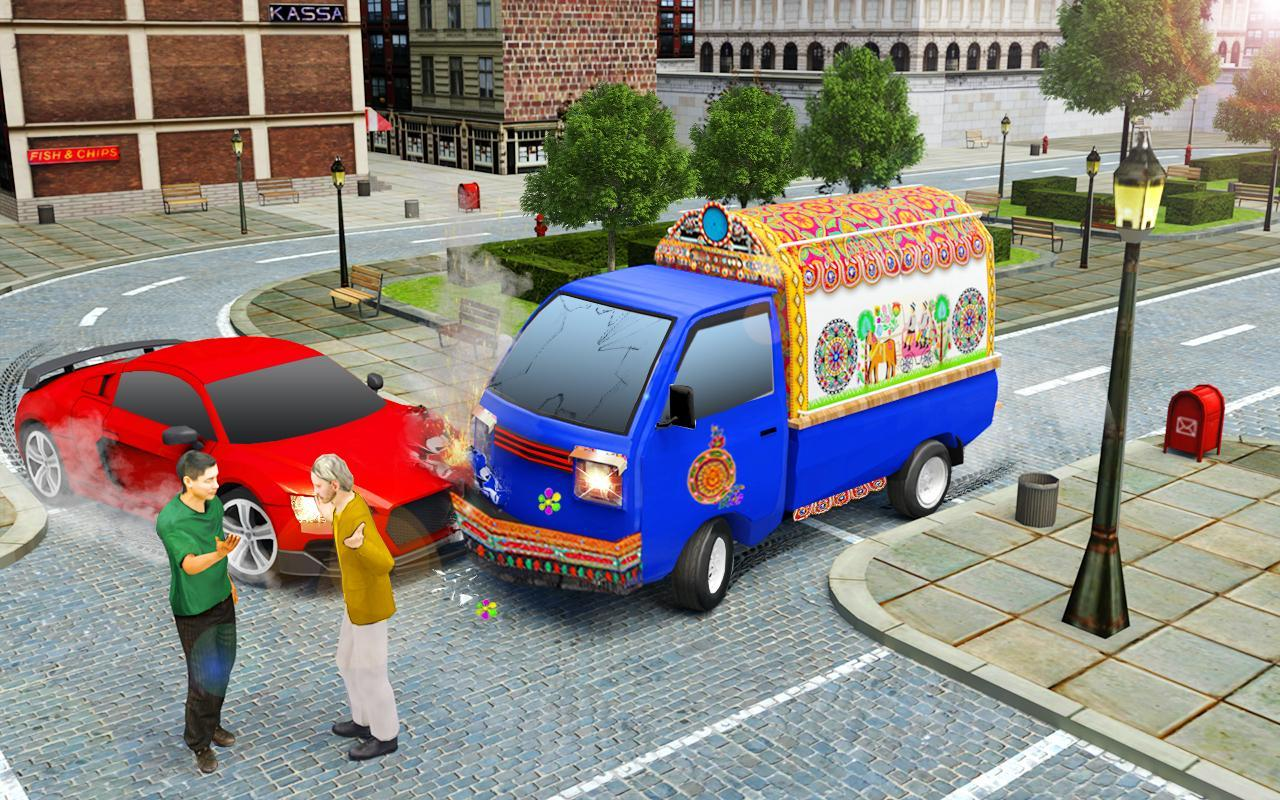Real Van Driving Games 2019 for Android - APK Download