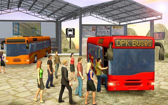 Offroad Bus Simulator 2019 screenshot 8
