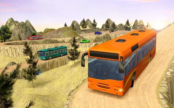 Offroad Bus Simulator 2019 screenshot 13