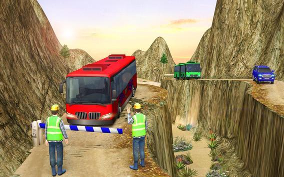 Offroad Bus Simulator 2019 screenshot 17