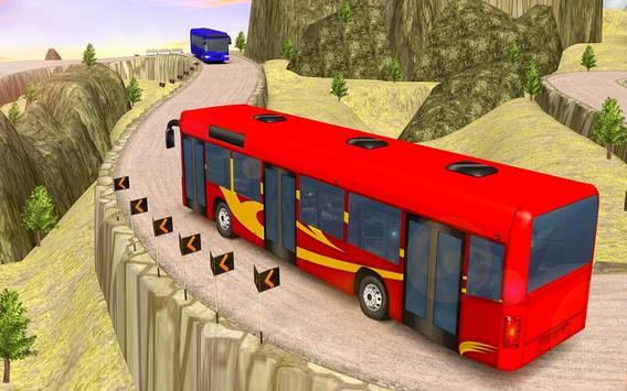 Offroad Bus Simulator 2019 screenshot 15