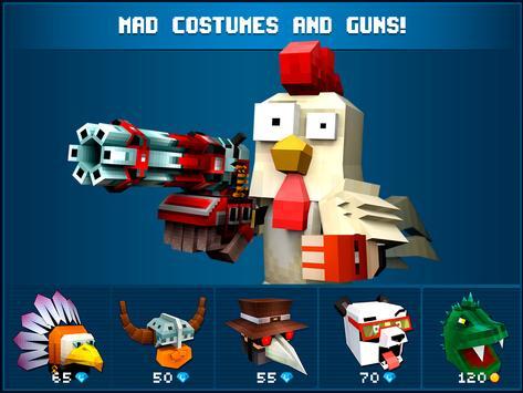 3 Schermata Mad GunZ