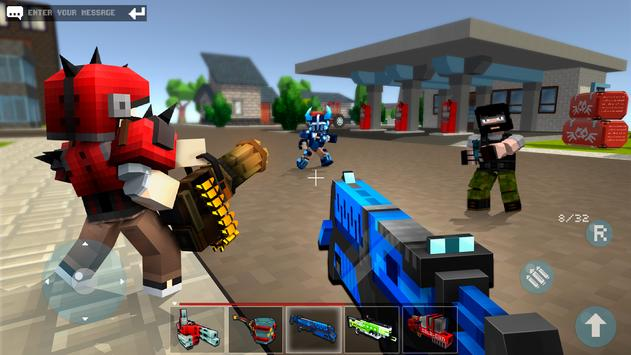 Mad GunZ скриншот 9