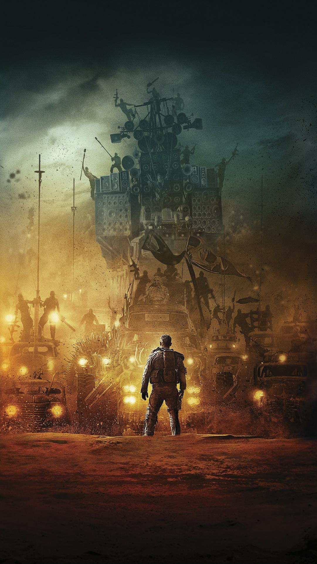 Mad Max Wallpapers For Phone For Android Apk Download