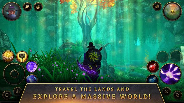 3D MMO Villagers & Heroes screenshot 2