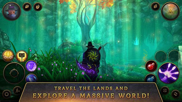 3D MMO Villagers & Heroes screenshot 3