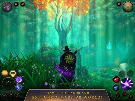 3D MMO Villagers & Heroes screenshot 9