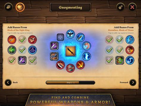 3D MMO Villagers & Heroes screenshot 10