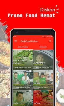 Grabfood Cara Order Tarif Murah Terbaru screenshot 3