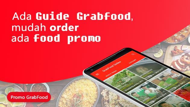 Grabfood Cara Order Tarif Murah Terbaru poster
