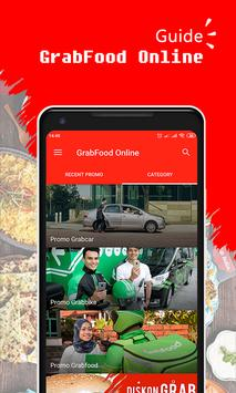 Grabfood Cara Order Tarif Murah Terbaru screenshot 1