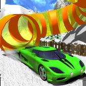 Extreme Stunts GT Racing Car icon