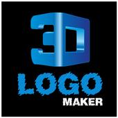 3D Logo Design icon