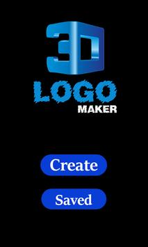 3D Logo Design poster