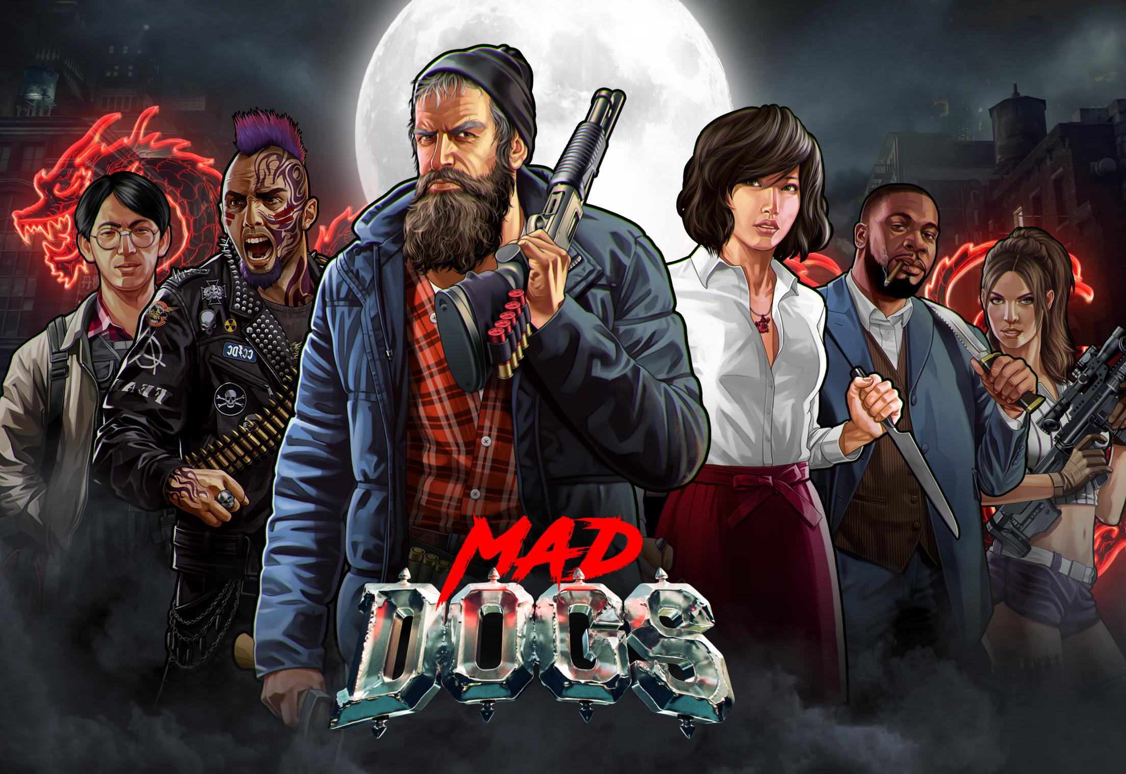 Mad Dogs for Android - APK Download