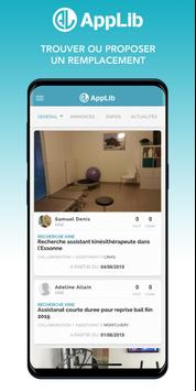 AppLib screenshot 1
