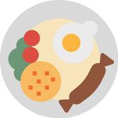 Healthy Food Recipes icon