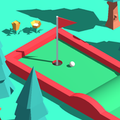 Cartoon Mini Golf Fun Golf Games 3d For Android Apk Download