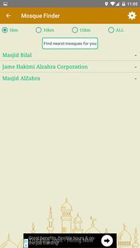 Waktu Sholat & Quran Ekran Görüntüsü 4