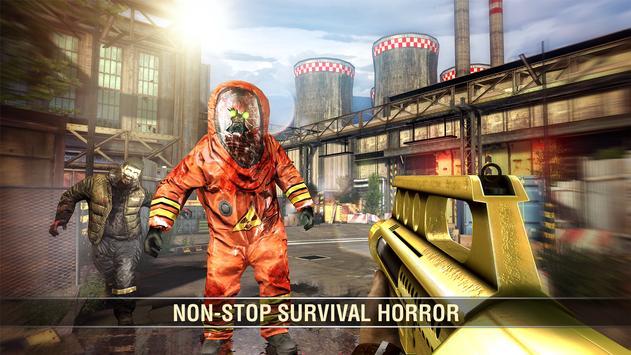 DEAD TRIGGER 2 - Zombie Survival Shooter FPS screenshot 3