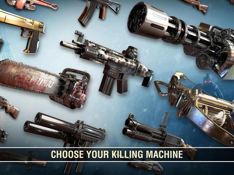 DEAD TRIGGER 2 - Zombie Survival Shooter FPS स्क्रीनशॉट 14