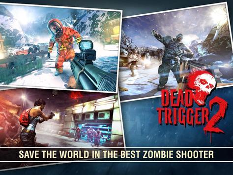 DEAD TRIGGER 2 - Zombie Survival Shooter FPS screenshot 15