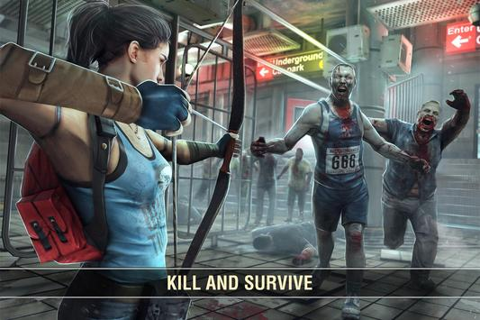 DEAD TRIGGER 2 - Zombie Survival Shooter FPS स्क्रीनशॉट 1