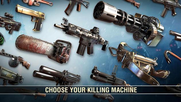 DEAD TRIGGER 2 - Zombie Survival Shooter FPS स्क्रीनशॉट 22