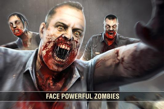 DEAD TRIGGER 2 - Zombie Survival Shooter FPS स्क्रीनशॉट 2