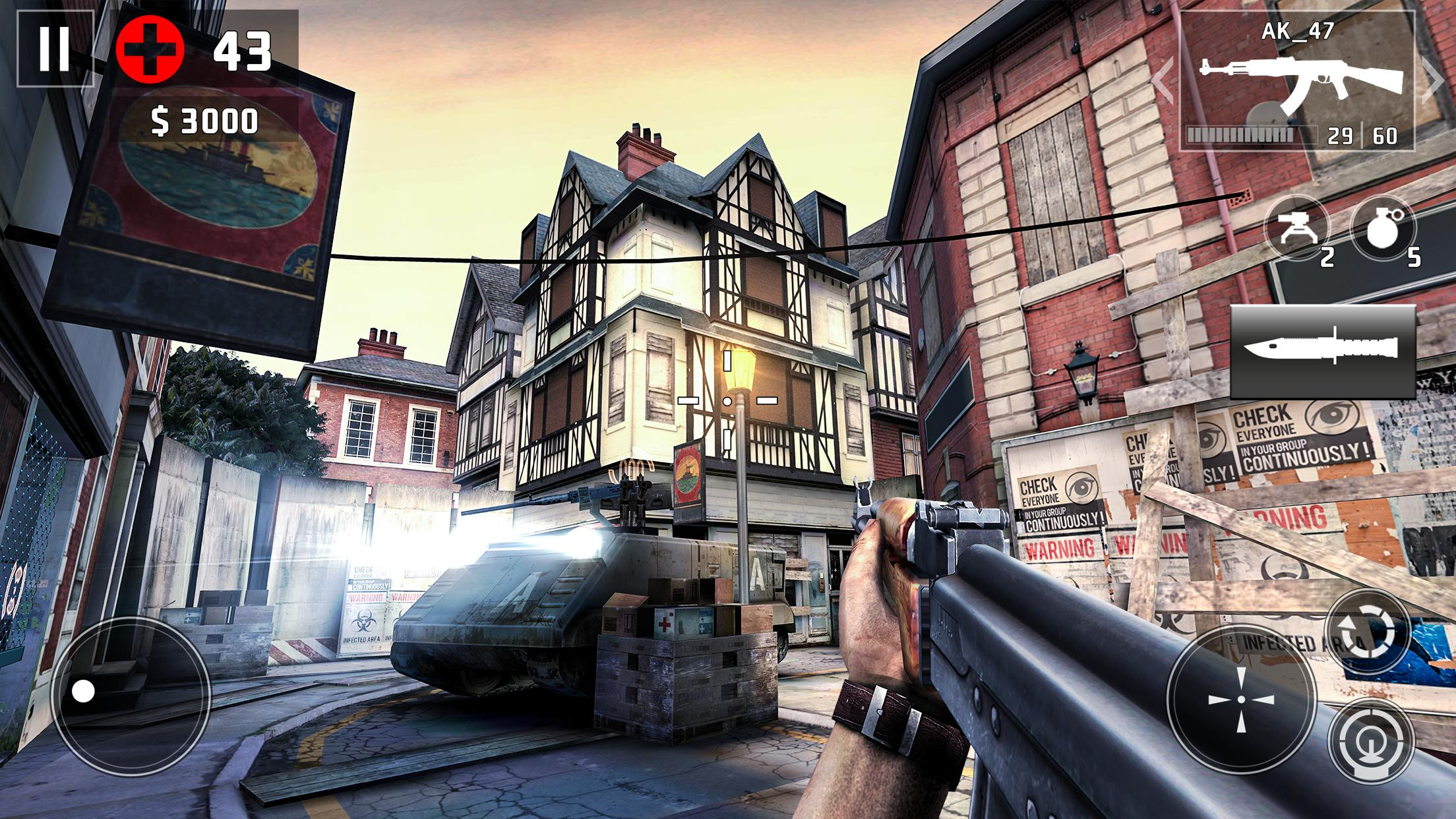 Dead Trigger 2 Zombie Game Fps Shooter For Android Apk Download