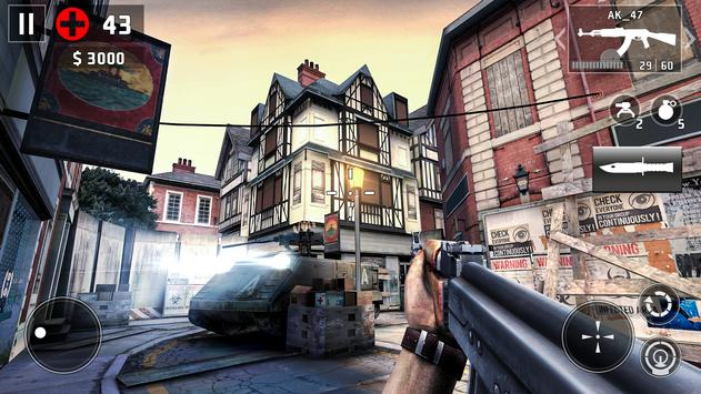 DEAD TRIGGER 2 - Zombie Game FPS shooter screenshot 2