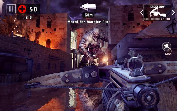DEAD TRIGGER 2 - Zombie Survival Shooter FPS screenshot 7